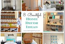 HOME DECORATING IDEAS / Home Decorating Ideas - Community Board. DIY Home Decorating Ideas, DIY Tutorials, Tips, and Inspiration for decorating the home. No pins from Google , flickr, Etsy, or Tumblr allowed. Please don't SPAM this board. Please, pin no more than 5 Pins in a row. Happy Pinning and thank you for contributing to Home Decorating Ideas ...The Community Board!!! If you would like to be a contributor please email me kseghers@rocketmail.com   / by This Ole Mom