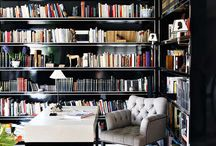 Home Office | Work Office / Creative and pretty home offices and inspiring work offices.