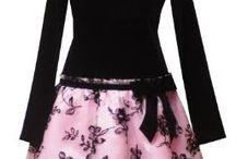 vestidos de menina