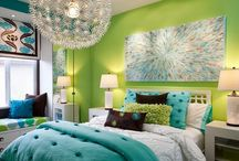 """ Teen bedroom ideas """