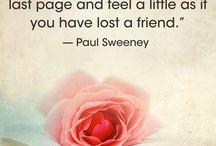 The true love of Books / Quotes, billeder eller anden form for bog paradis!