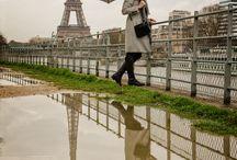 Paryż / Piękne miejsca w Paryżu, paryżanki, francuska kuchnia