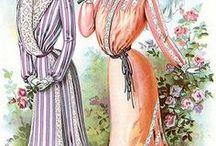 século XIX alta costura na belle époque
