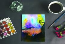 Water Color Landscapes