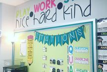 1st Grade Classroom Set Up