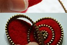 zipper crafts