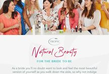 Natural Beauty - Bride to Be - Tropic