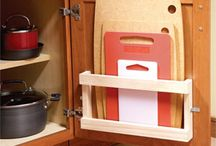 Storage Ideas / by Michelle McKellar Czamanske