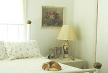 Style - Vintage Bedroom 30s to 40s