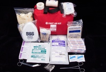 First Aid Kits / Everything you need in one place