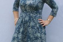 Zadie Dress - Tilly & The Buttons - Stitched by Dotty Owl