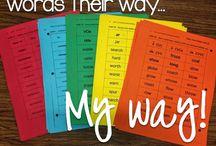 Words Their Way / by Molly Owecki