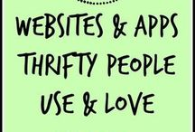 websites and apps that save