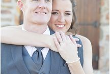 MENTORS WEDDING  Nic & Christa / Green & White Inspired