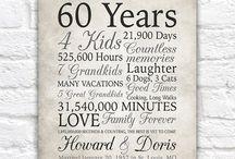 wade 60th anniversary
