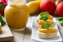 Apéritif et recettes végétariennes