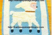 bebek battaniyeleri / bebek battaniyeleri
