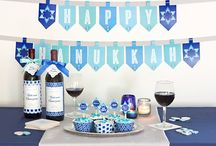 Happy Hanukkah! from Haven 'fits overs'