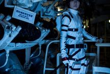 Knights of sidonia / The title says it all