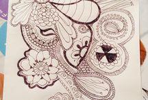 Doodles / just some doodles of mine