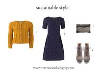 Blogging about sustainable fashion / A place for bloggers to share their articles on sustainable fashion and to shed light on the issues in conventional fashion