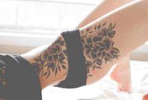 tattoos / by Kerry Goddard