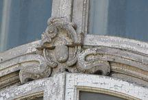 Beautiful Bucharest / Art Nouveau and Neo-Romanian architecture and details.