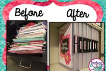 Classroom Organisation / Tips and tricks to make your life easier