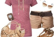 Fashion - Shorts Outfits