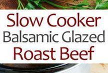 Meal Prep- crock pot/ freezer meals