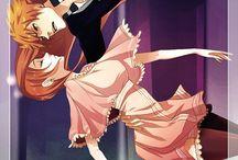 Ichigo et orihime
