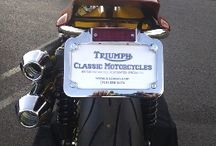 Triumph Classic Motorcycles / Dedicated to the Preservation of Classic British Motorcycles Restoration Sales, Service, Parts and Paint.
