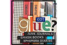 Junk Journals / by Mary Nibert