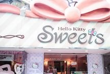 Hello kitty lovers / by Belle Marfori