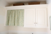 laundry room / by Candice Brannen