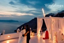 Wedding fireworks / Samples of our work...Fireworks for your special wedding at Santorini