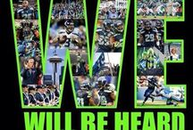 Seattle Seahawks Merchandise - Hoodies, Memes and Love / All things the 12th Man needs to start his seattle Seahawks Day on a LOUD footing - including hoodies, teeshirts, great clothing and jokes!