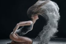 Dance w/ Powder / Dance is like an own Language. You can tell so much with it.