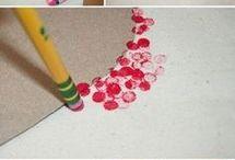 Male på tekstiler