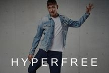 REPLAY // Hyperfree / by REPLAY