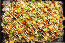 Weekend Snacks - Nachos / Weekend meals and snacks that promote togetherness, and easy clean up!