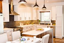 Kitchens / Gorgeous kitchens we have designed for clients.