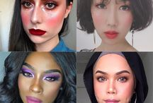 Fashion-2018 summer makeup trends