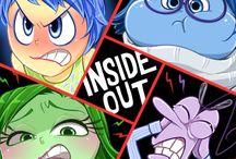 Intensamente - Inside out