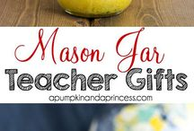 Teacher Gifts / Gifts for those who spend their time educating our babies! Praise them Cause I know I couldn't do their job!!