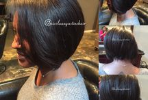 The bob life / I will be posting difference types of textured bobs