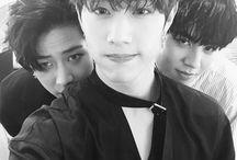 GOT7 / GOT7 IGOT7 Bias: Jaebum and Jackson ❤             ••••