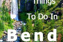 Bend, Oregon Fun