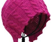 beautiful knitted baby items