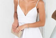 Formal summer dress